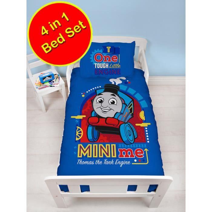 Thomas & Friends minis 4 en 1 Junior literie Bundle Set