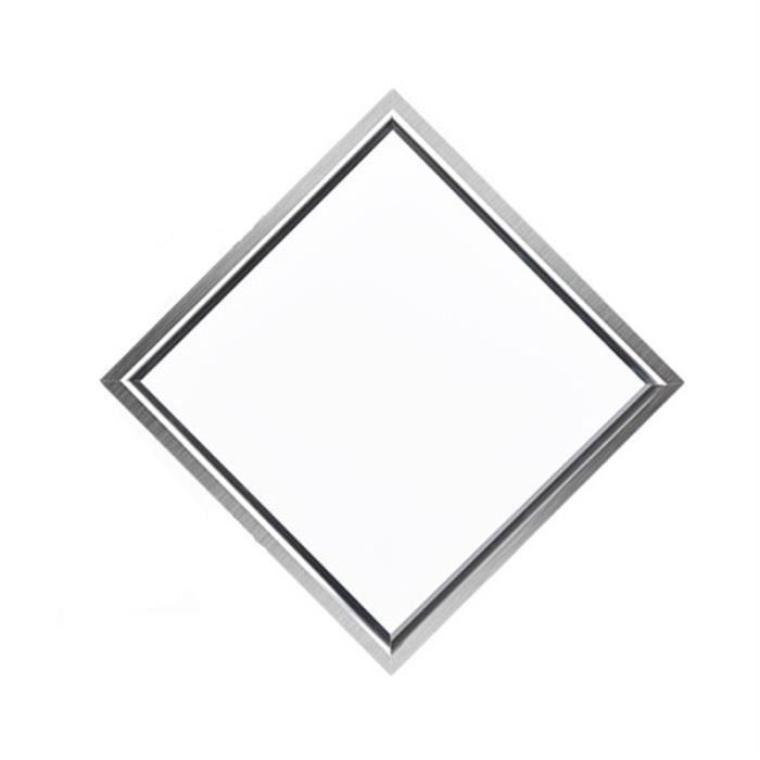8 x suspendu encastré plafond écrans led blanc éclairage de bureau 600 x 600 36W