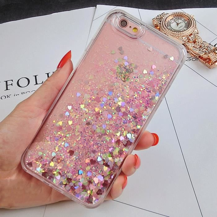 coque iphone 5 portefeuille fille