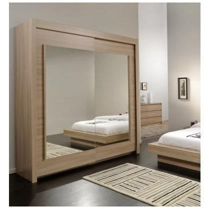 armoire adulte opaline achat vente armoire de chambre. Black Bedroom Furniture Sets. Home Design Ideas