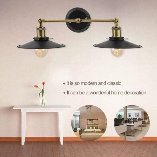 LUSTRE ET SUSPENSION rétro industrielle Luminaires loft bricolage lustr