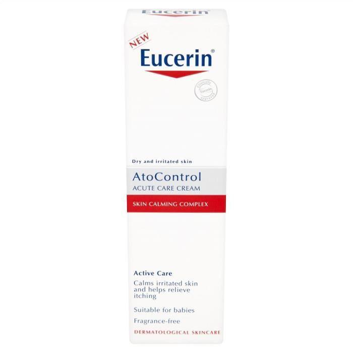 GEL - CRÈME DOUCHE Eucerin Crème AtoControl aiguë 40ML GEL DE DOUCHE