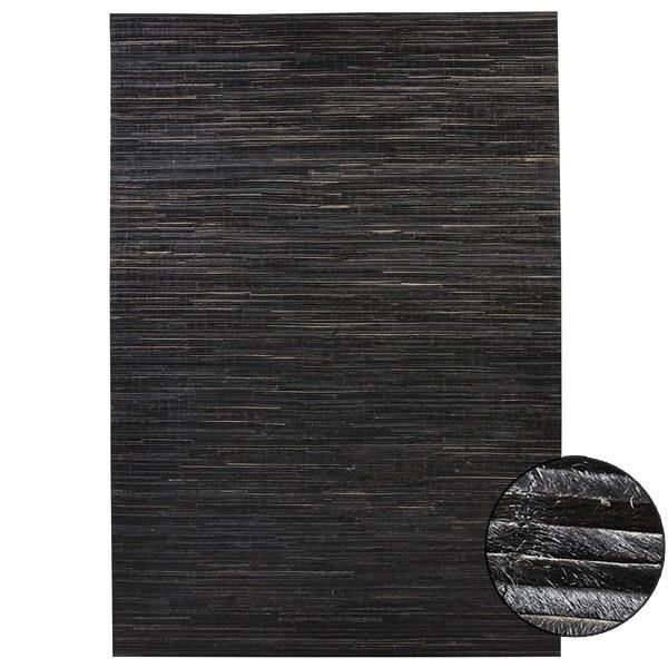 tapis en cuir v ritable poils ras sand par ho achat vente tapis cdiscount. Black Bedroom Furniture Sets. Home Design Ideas