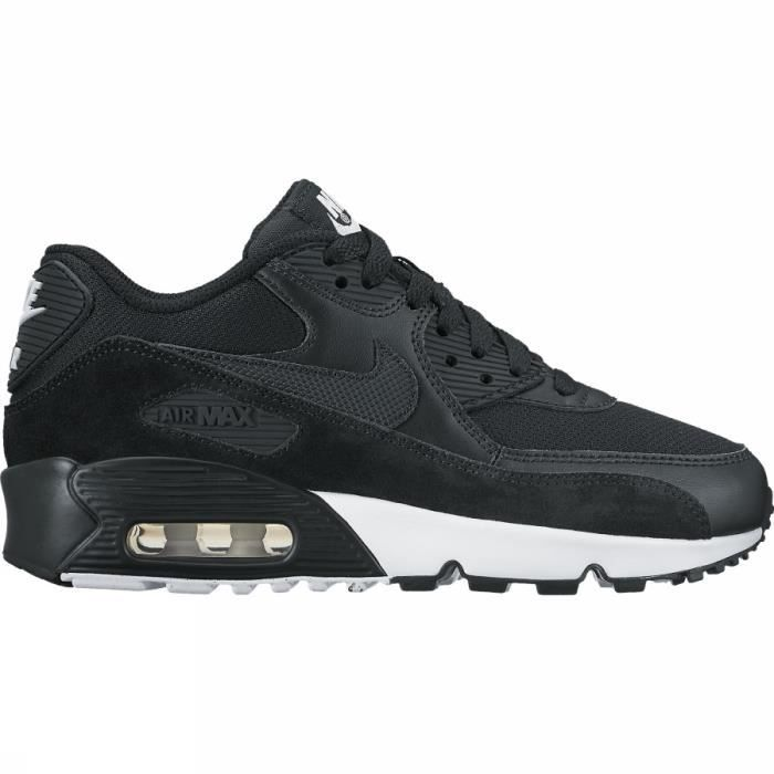 NIKE AIR MAX 90 MESH GS 833418 017 MODA ENFANT