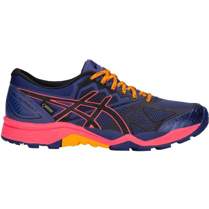 soldes chaussures asics femme