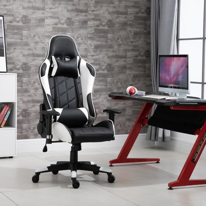 SIÈGE GAMING Top Gaming Fauteuil Gamer Chaise Ultra confortable