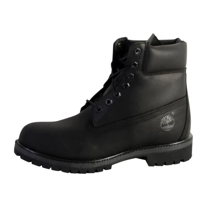 buy best wholesale online classic Chaussure Timberland A1MA6 6IN Premium Boot Black 43 Noir