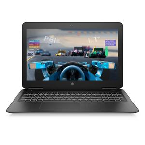 Achat discount PC Portable  HP PC Portable Pavilion Gaming 15-bc511nf - 15,6