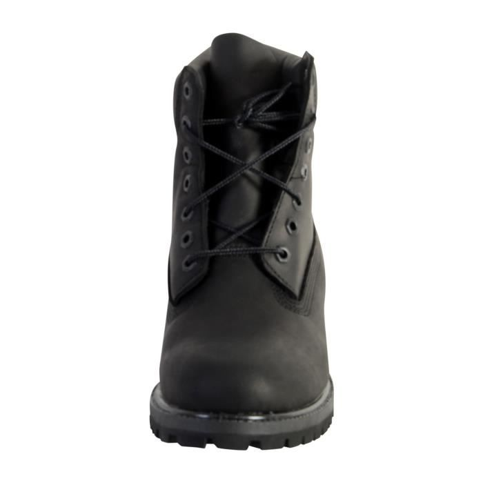 Chaussure Timberland A1MA6 6IN Premium Boot Black 44 Noir qGrjz
