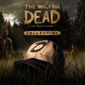 JEU PS4 The Walking Dead - The Telltale Series : La Collec