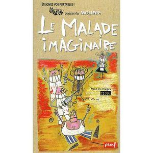 Livre 6-9 ANS Le malade imaginaire