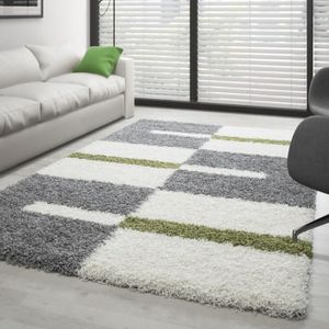 tapis shaggy 200x290 achat vente tapis shaggy 200x290 pas cher cdiscount. Black Bedroom Furniture Sets. Home Design Ideas