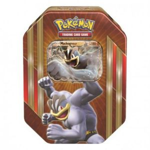 CARTE A COLLECTIONNER Pokémon Pokébox - Mackogneur Ex