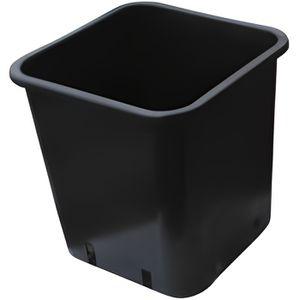 JARDINIÈRE - BAC A FLEUR Pot carré 30.5X30.5X27 18L