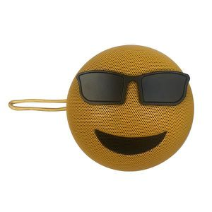 ENCEINTE NOMADE CABLING® Haut-parleur Speaker Bluetooth Emoji Emot