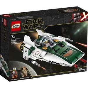ASSEMBLAGE CONSTRUCTION LEGO® Star Wars™ 75248 A-Wing Starfighter™ de la R