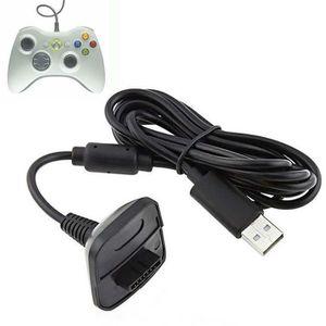MANETTE JEUX VIDÉO Câble de chargement USB pour manette de jeu sans f