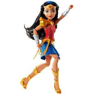 """DC Comics Wonder woman 12/"""" Doll Diana Prince /& caché épée Poupée Fashion Figure"""