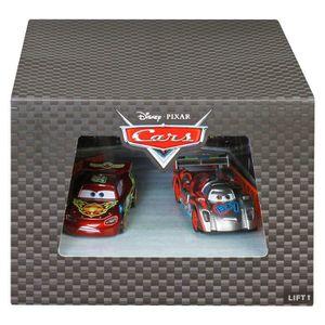 UNIVERS MINIATURE Shu Todoroki & MQueen Neon CARS Exclusif SDCC 2014