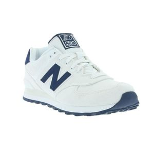 new balance homme blanche 574