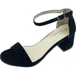 SANDALE - NU-PIEDS GIVINA - Sandales à talon fermé chaussures modes p