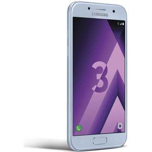 SMARTPHONE SAMSUNG Galaxy A3 2017 Bleu 16Go Occasion comme Ne
