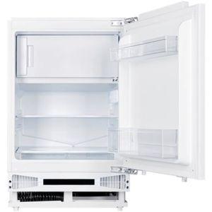 RÉFRIGÉRATEUR CLASSIQUE Réfrigérateur intégrable sous plan Schneider SCRF8
