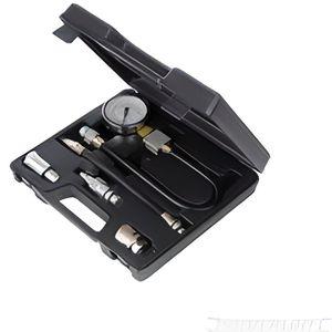 COFFRET OUTILLAGE Coffret 5 pièces compressiomètre pour moteur à ess