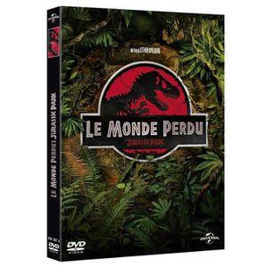 DVD FILM JURASSIC PARK II - LE MONDE PERDU