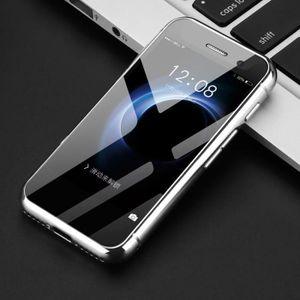 Téléphone portable Mini Telephone portable Smartphone 4G, 1 Go + 8 Go