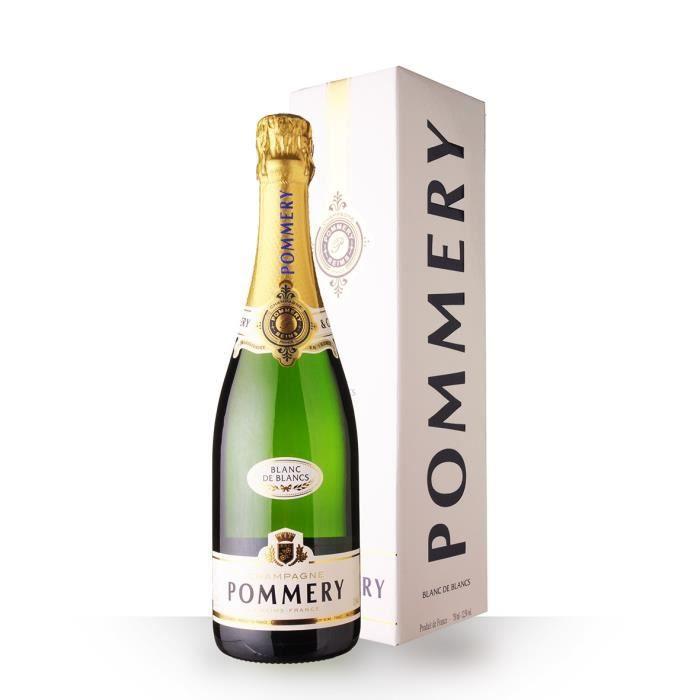 Pommery Blanc de Blanc - Etui - 75cl - Champagne