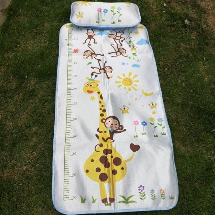 Bébé Tapis d'éveil de berceau tapis de sommeil 120x60cm