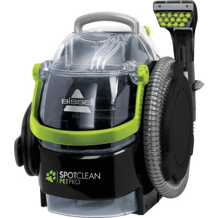 BISSELL SpotClean Pet Pro - Nettoyeur Compact Portable - 15585