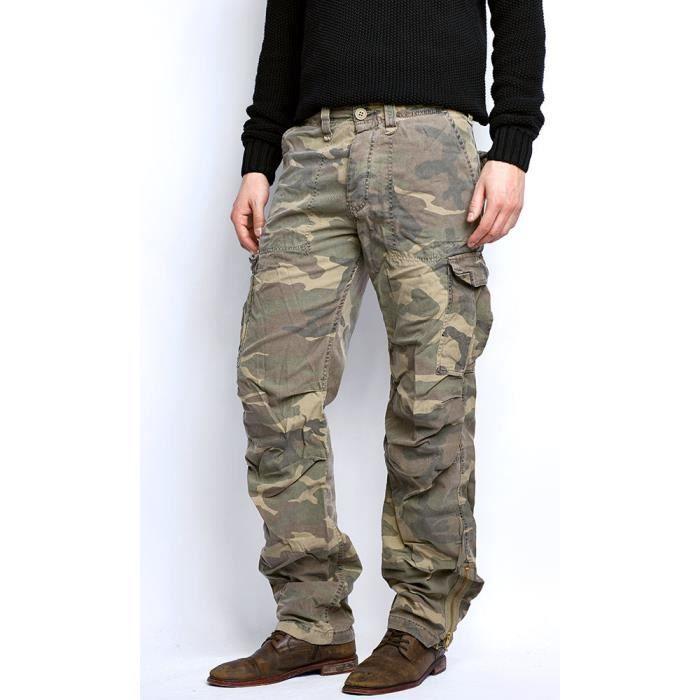 Pantalon Mirador Camo...