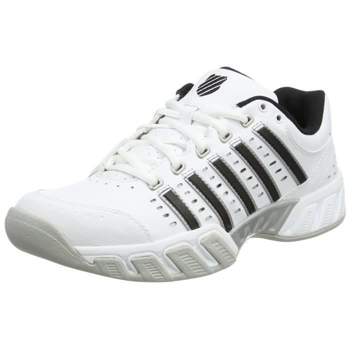 Bigshot Lumière Ltr Tapis Tennis Chaussures Hommes 1J2MQ7 Taille-44 1-2
