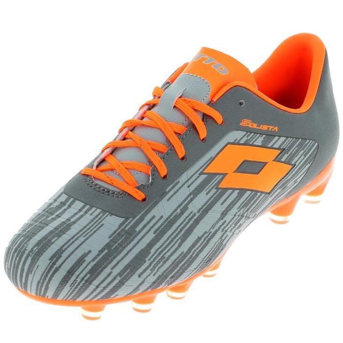 Chaussures football moulées Solista 700 h moule - Lotto