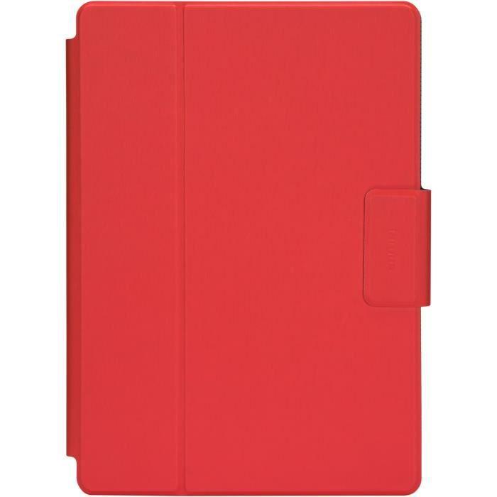 TARGUS Étui pour tablette rotatif à 360° universel Safe Fit™ 9-10,5- - Rouge