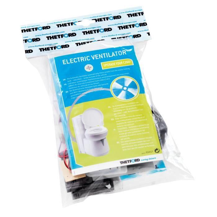 THETFORD Kit de ventilation pour WC C 250