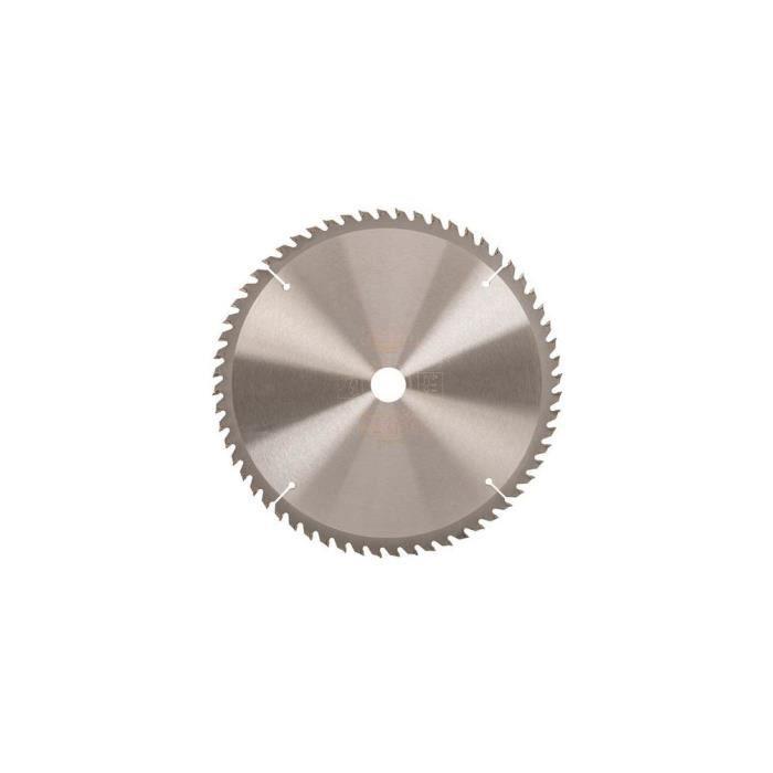 Lame de scie circulaire D. 300 x 30 mm x Z : 60 dents - 577184