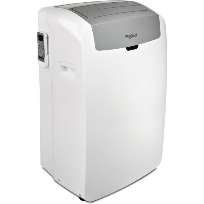 Climatiseur mobile intelligent Whirlpool