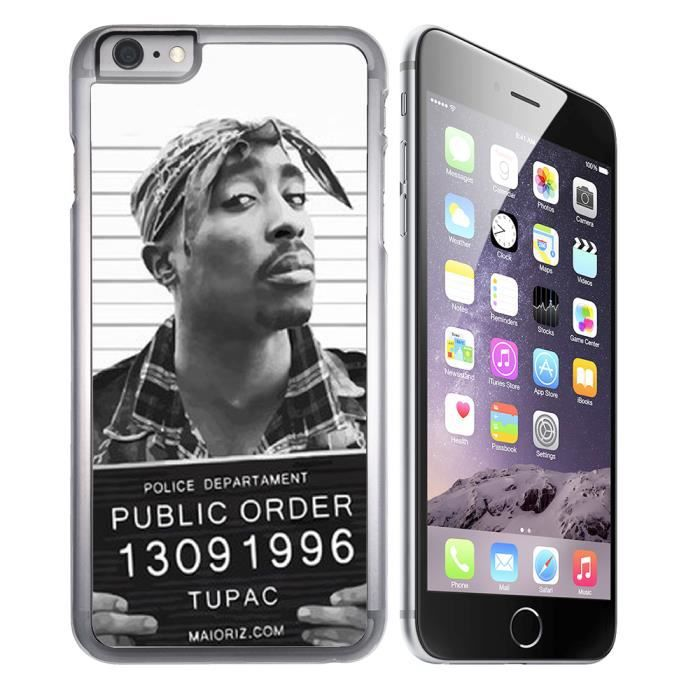 coque iphone x tupac