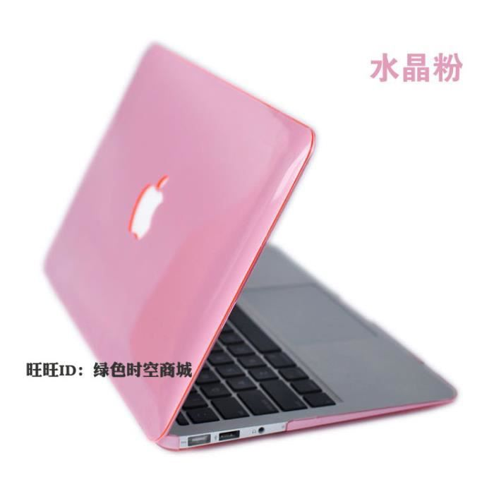 rose marque haute qualit d 39 un ordinateur portable manchon de protection pour macbook pro 13 3. Black Bedroom Furniture Sets. Home Design Ideas