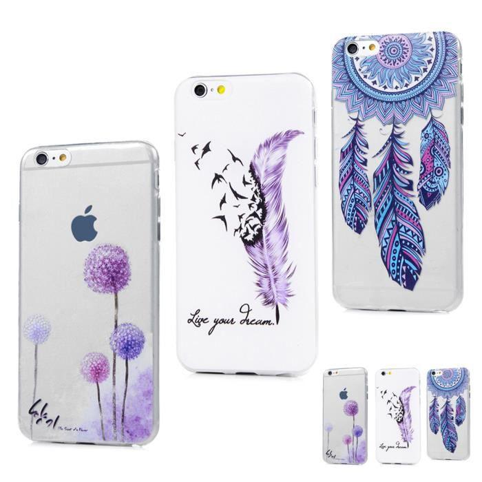 lot coque silicone iphone 7