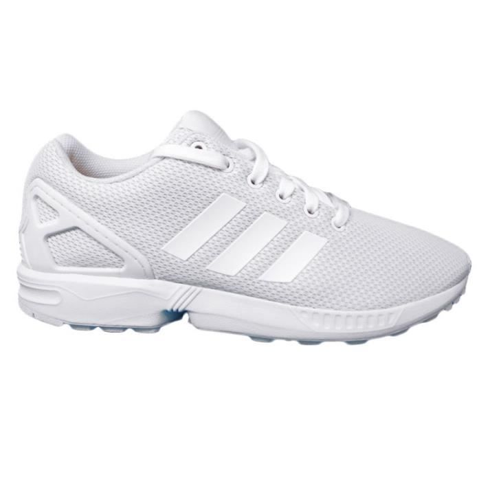 adidas zx flux blanche pas cher