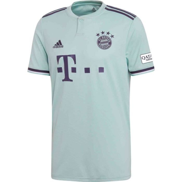 Regularmente Dar chupar  Maillot de football adidas Performance FC Bayern Extérieur - CF5410 - Prix  pas cher - Cdiscount