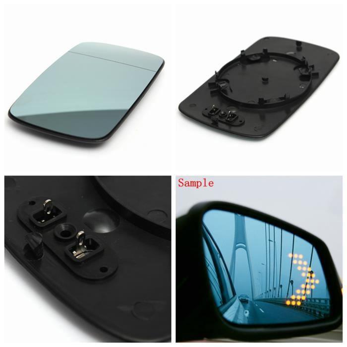 Miroir De Verre Pour Miroir Chauffé gauche = droite pour BMW 3er e46 98-05