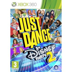JEUX XBOX 360 Just Dance Disney 2 Jeu Xbox 360