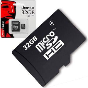 CARTE MÉMOIRE Carte Mémoire Micro SD 32 Go classe 4 Pour HUAWEI