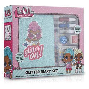 LOL poupée surprise Set 3 die cut imprimés décorations de fête accessoires 28 cm-Prix De Vente