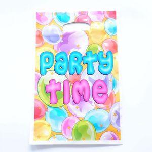 POCHETTE CADEAU Version party time - 20 Pcs-Lot Sac Cadeau Bébé Ga
